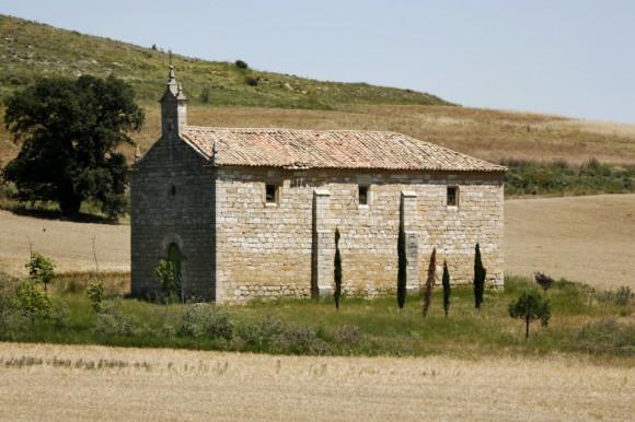 Villalaco - Ermita Valderroblejo